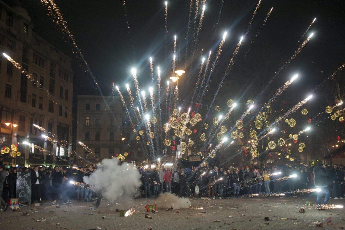 Kijárási tilalom és tűzijáték stop szilveszterkor