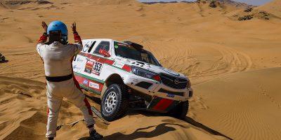 Opel Dakar Team, rali, sport, autósport