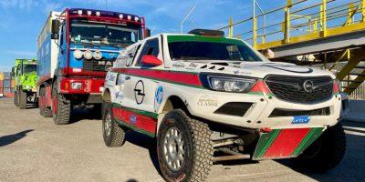 Dakar 2021, Rali, Szalay, sport, autósport
