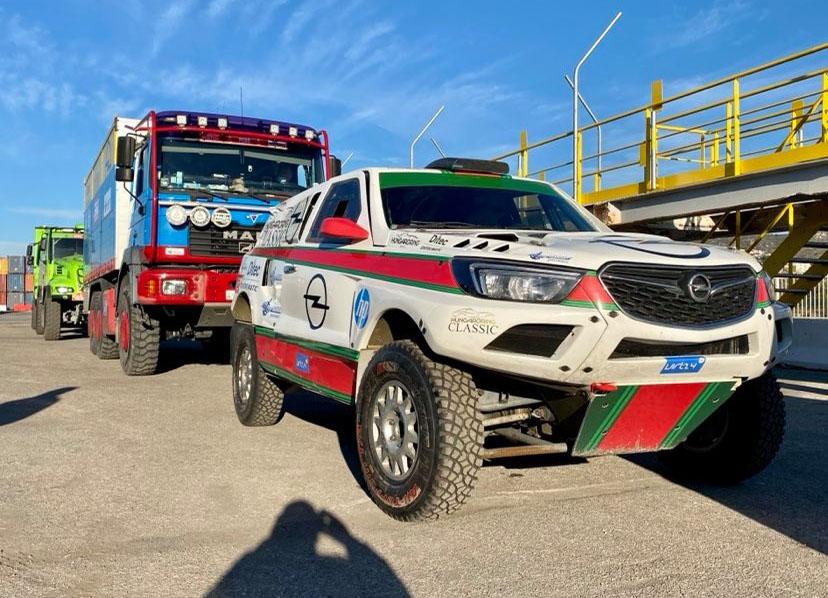 Elkezdődött a 2021-es Dakar rali