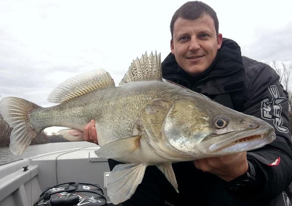 Lipták András horgász, halászat