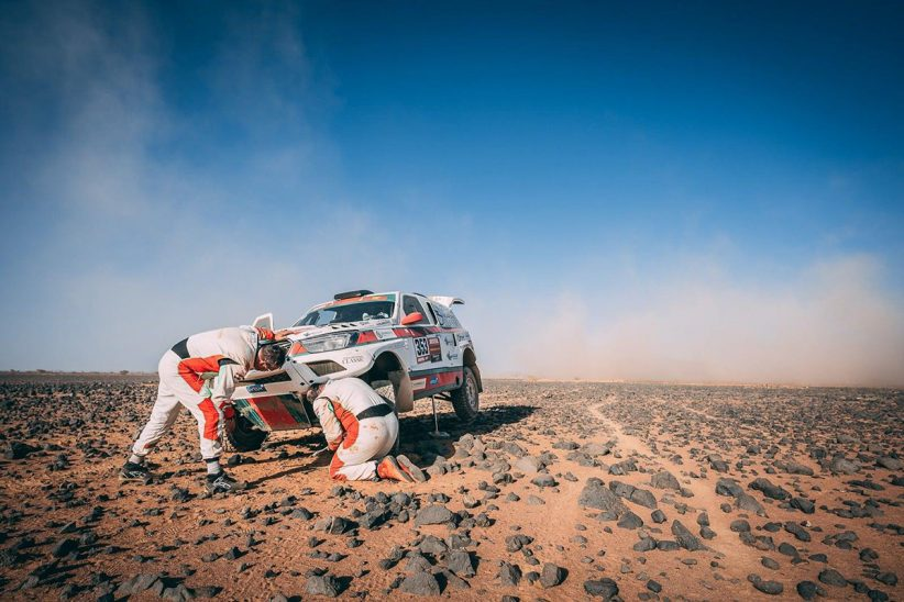 Opel Dakar, autósport, sport