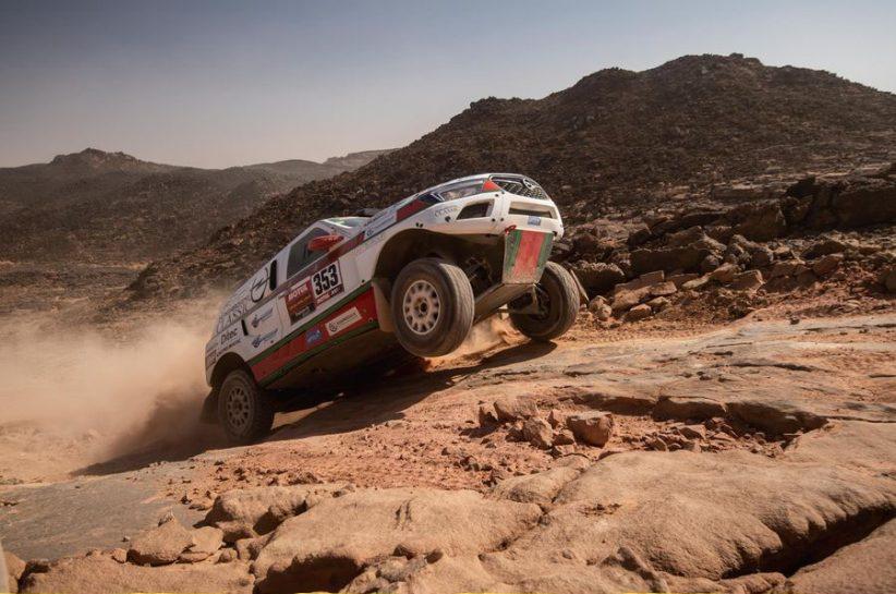 Opel Dakar, rali
