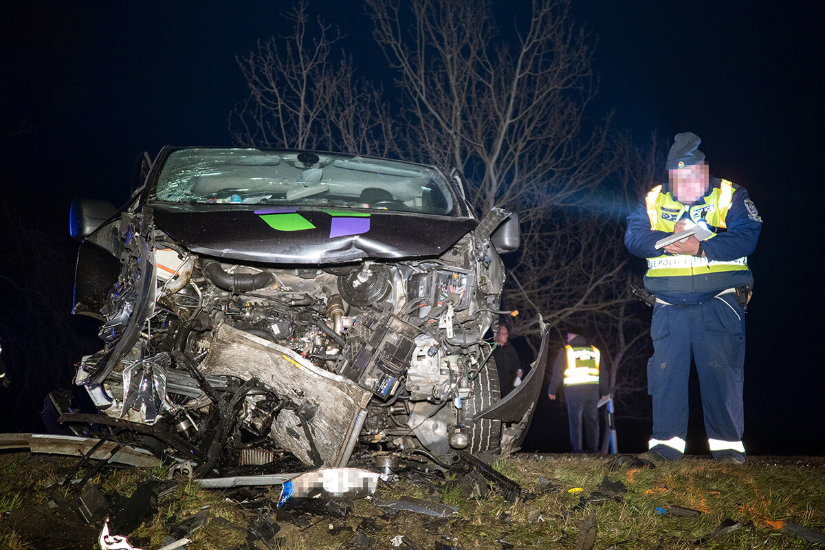 Halálos közlekedési baleset történt Bócsa közelében