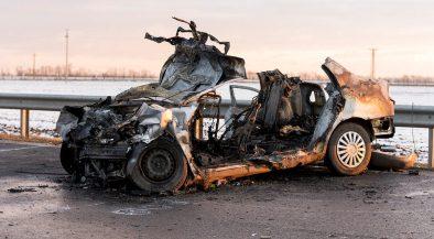 halálos baleset Győr