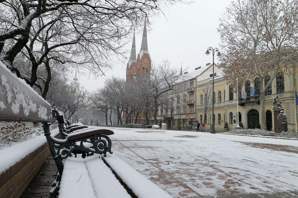 tél, időjárás