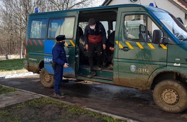 40 határsértőt fogtak el Békés megyében
