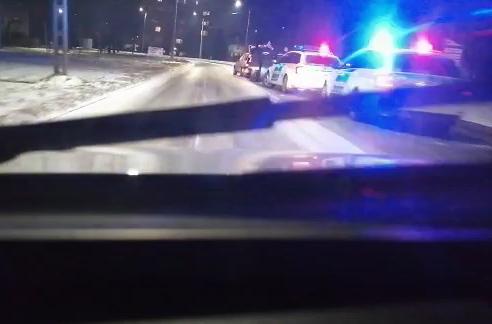 Három autó ütközött Békéscsabán péntek este