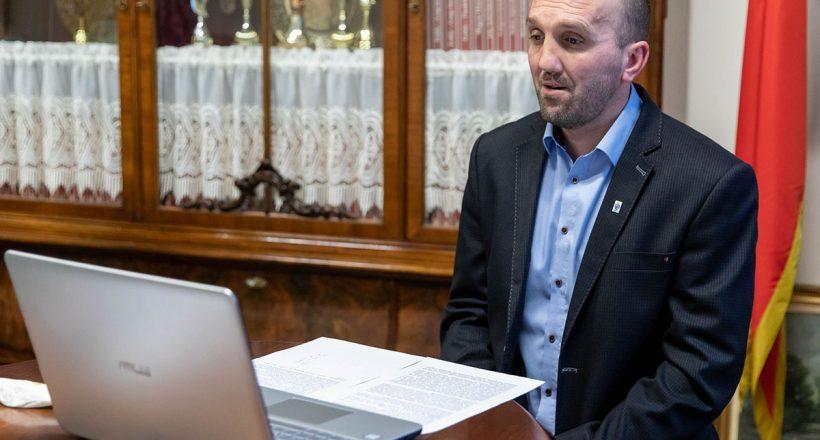 Kálmán Tibor, fejlesztés Békésen