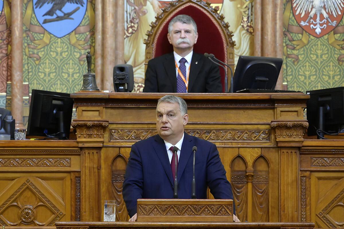 Orbán: Április elejére a beoltottak száma meghaladja a 2 milliót