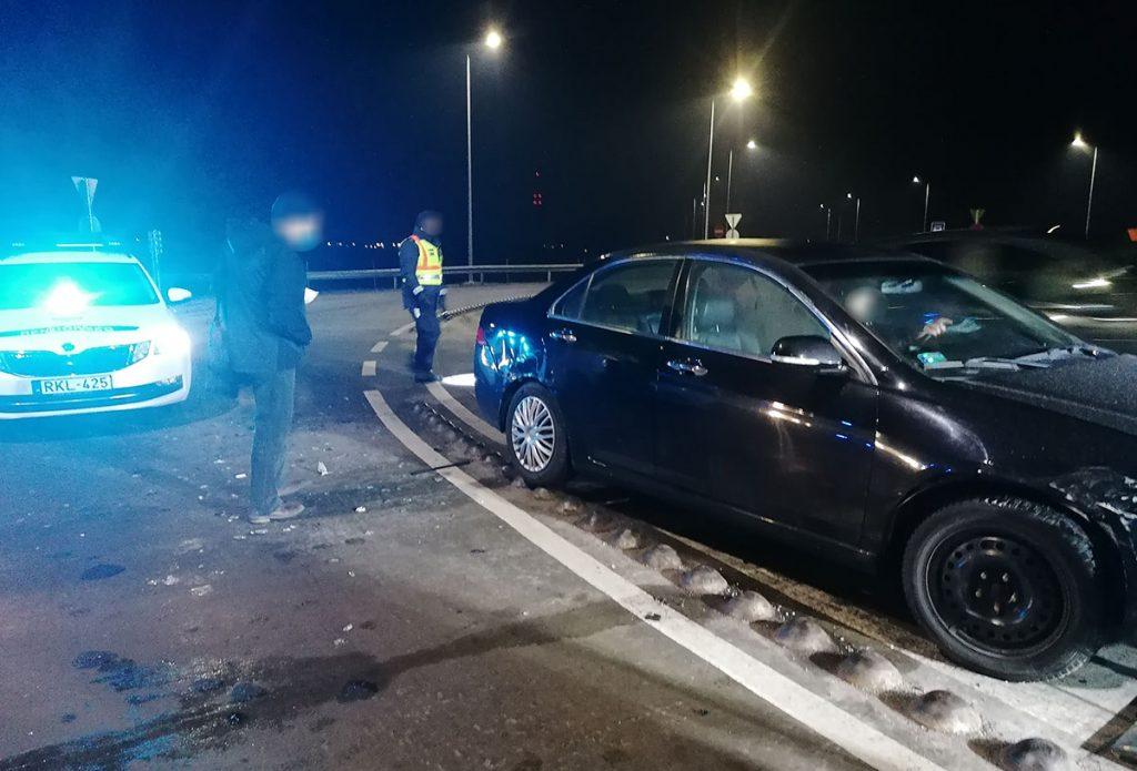 két autó ütközött Békéscsabán