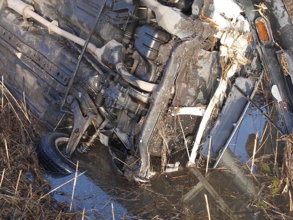 baleset Orosháza közelébe