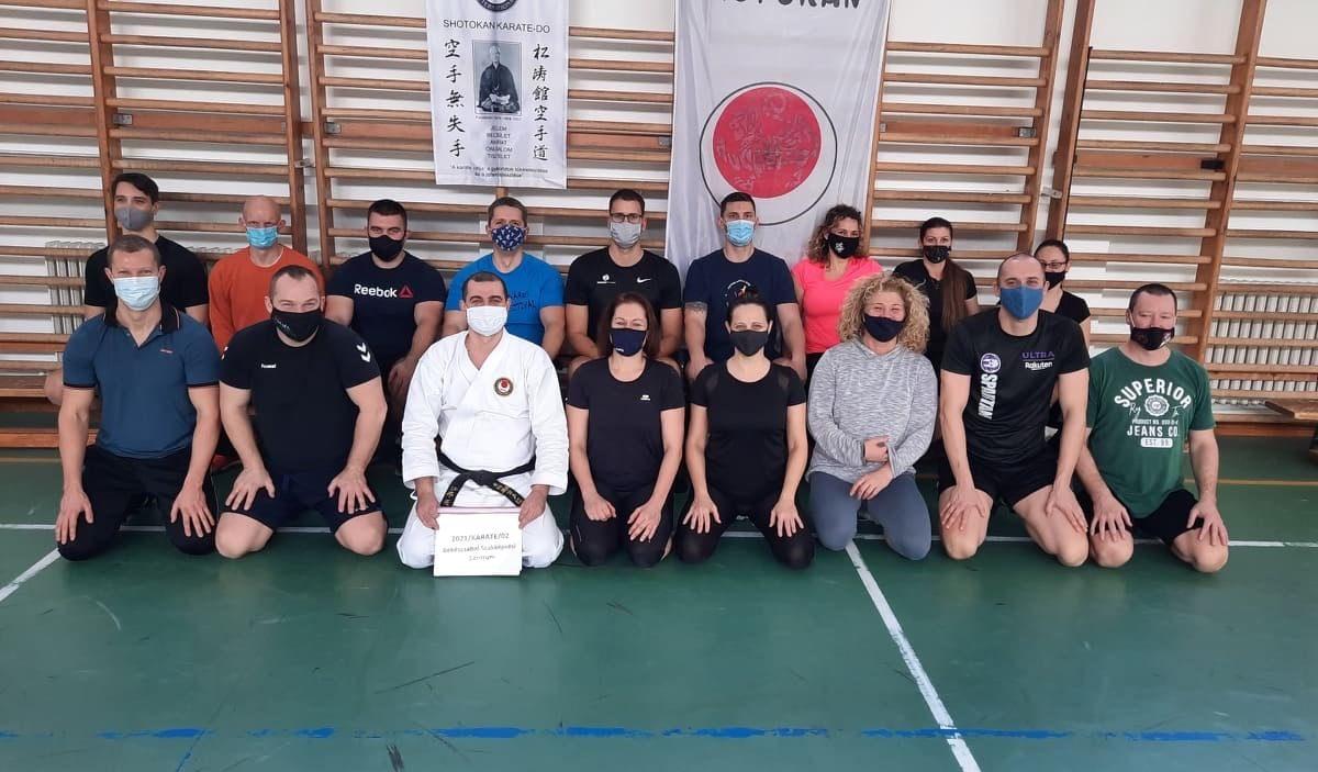 A karate oktatása is elindulhat a BSZC tagiskoláiban