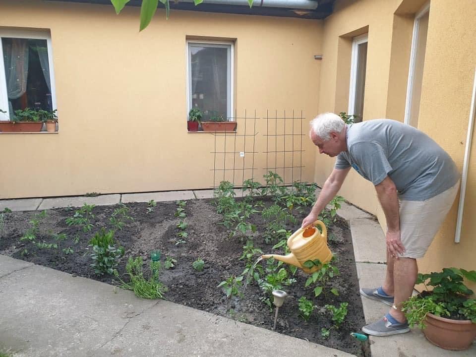 Herczeg Tamás: Nem állhatnak le a mezőgazdasági és a kerti munkák