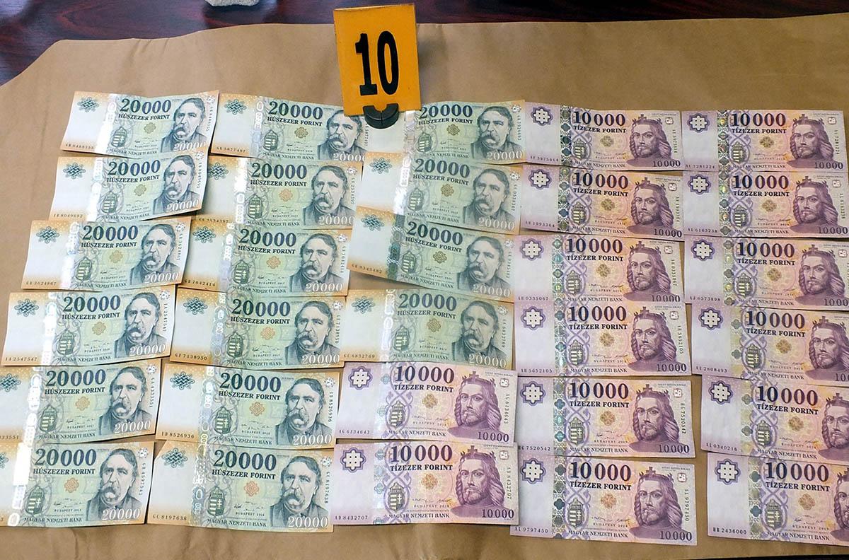 Tótkomlósi kábítószer-kereskedőt tartóztatott le a bíróság