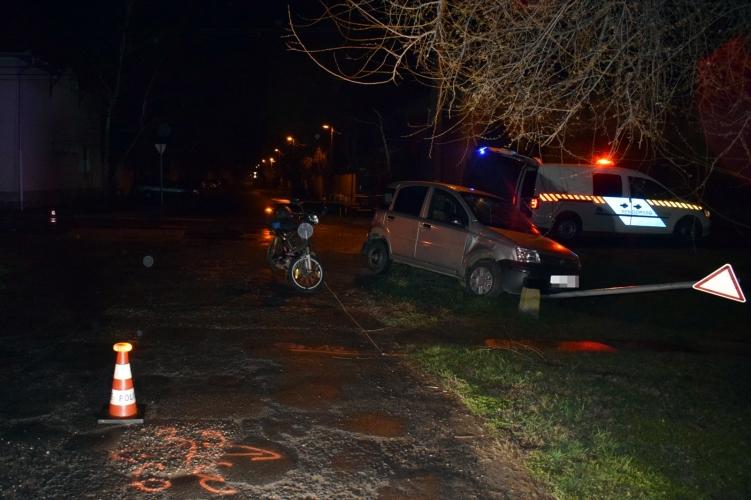 Súlyos sérüléssel járó baleset történt Gyulán és Orosházán