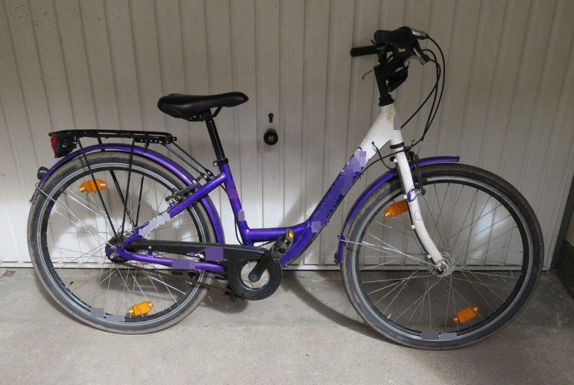 kerékpár, lopott bicikli Gyulán