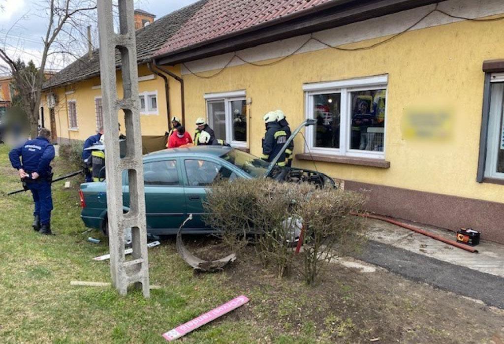 Meghalt egy autós Orosházán