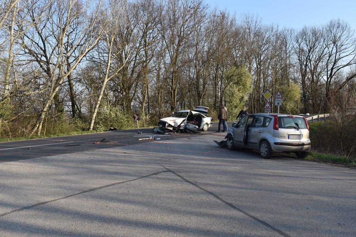 Két közlekedési balesetben összesen hatan sérültek meg