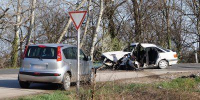 baleset Békés és Békéscsaba között