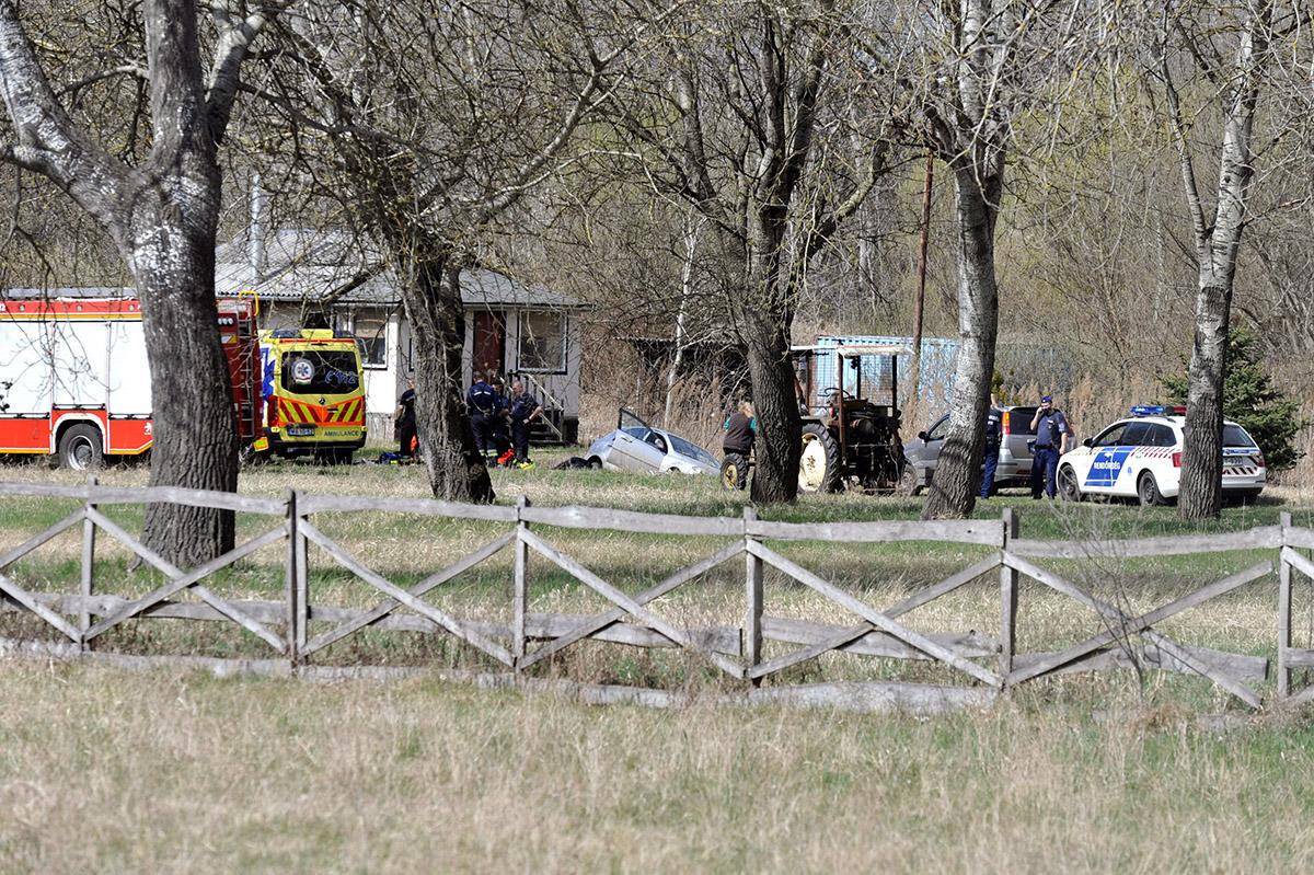 Meghalt egy férfi, aki tóba hajtott autójával Kőbányán