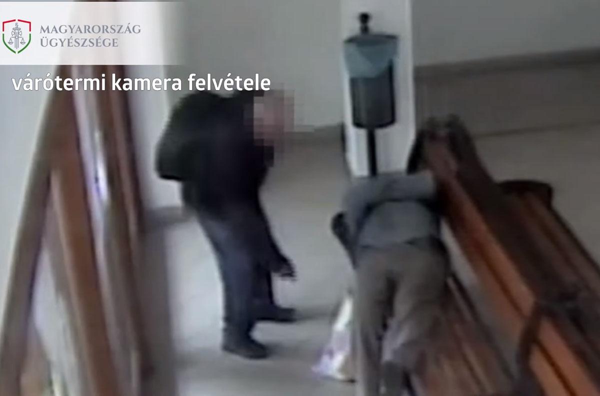 Táskát lopott egy szabadkígyósi férfi Gyulán, vádat emeltek ellene (videó)