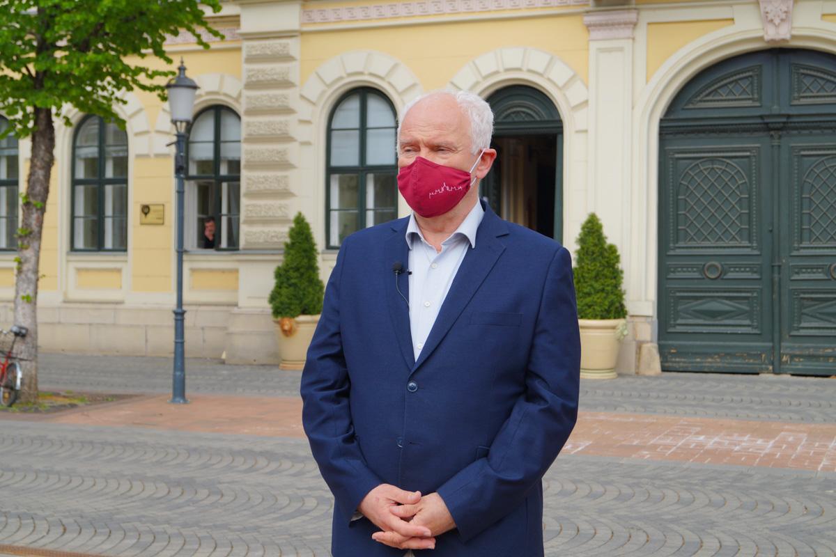 Herczeg Tamás: 600 millió forintos támogatást kapott Békéscsaba önkormányzata