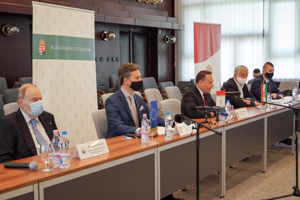 A magyar agrárium nemzetközi lehetőségeiről, és ebben Békés megye szerepéről egyeztettek