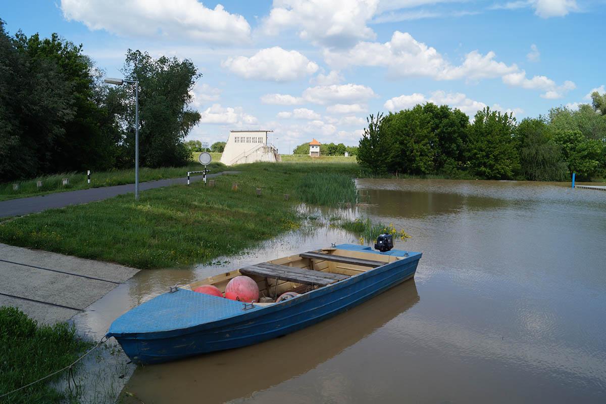 árvíz Békésen