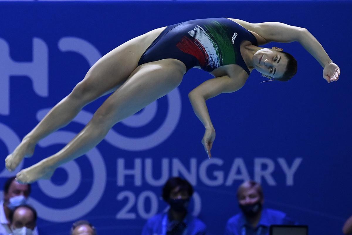 Műugrás: olasz siker női egy méteren