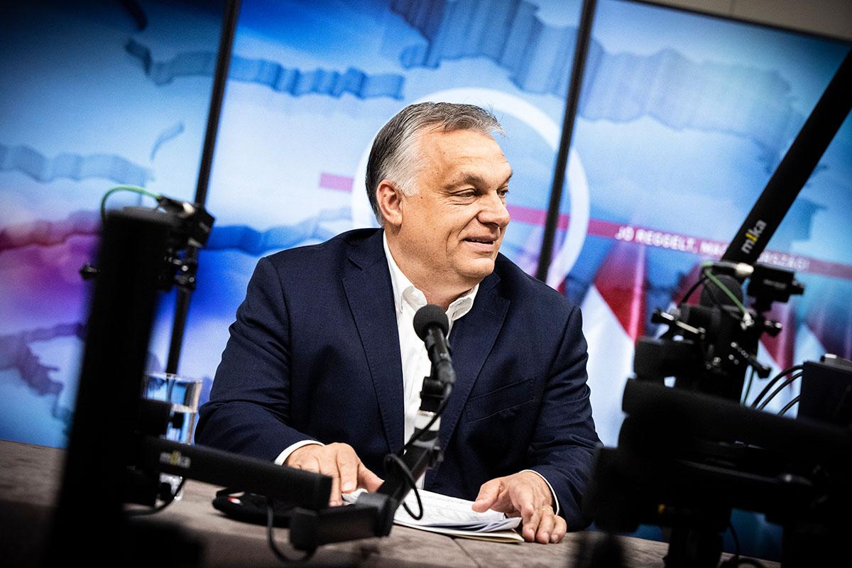 Orbán: a vírussal szemben egyedül az oltás jelent védelmet