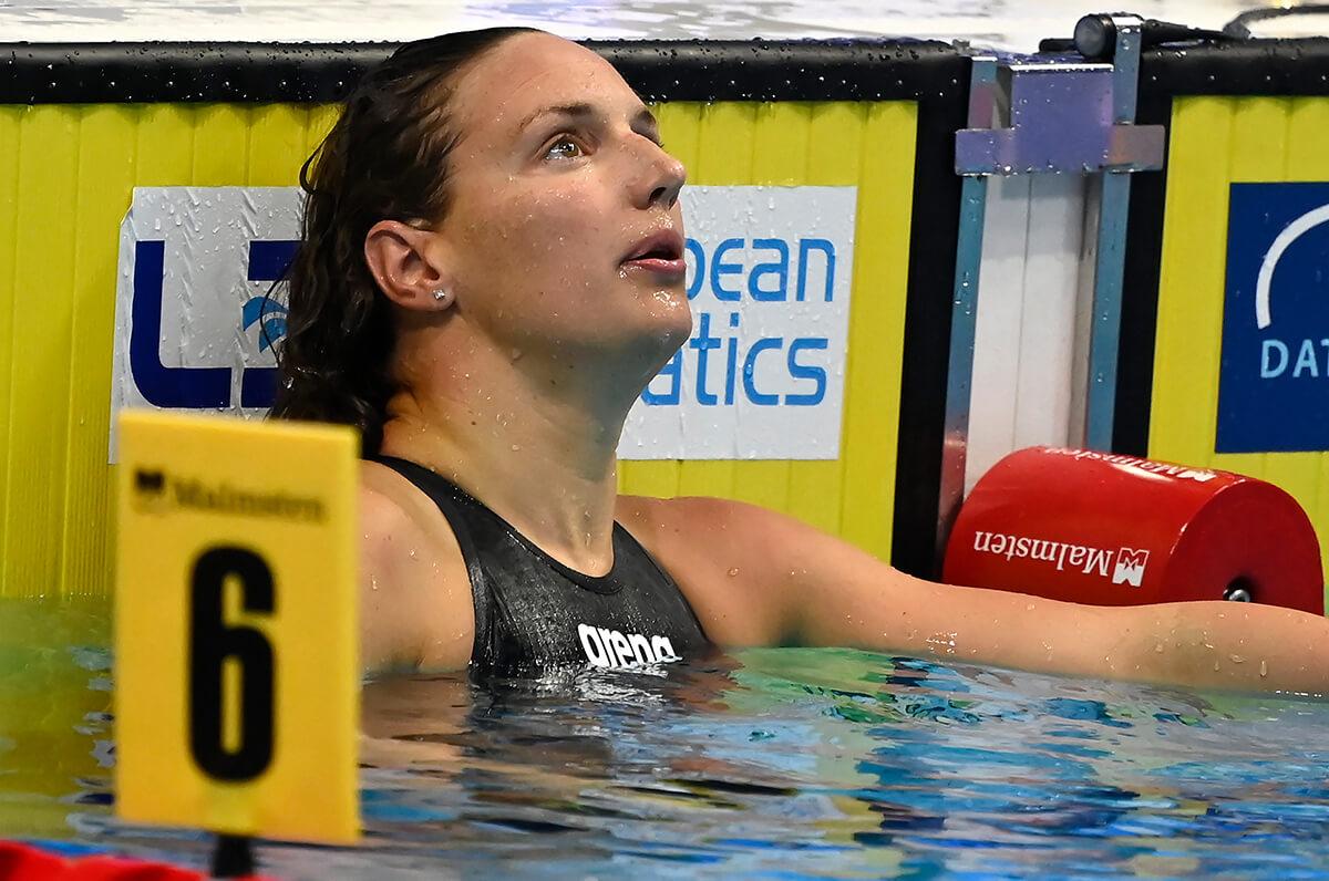 Hosszú Katinka bronzérmes 200 méter vegyesen