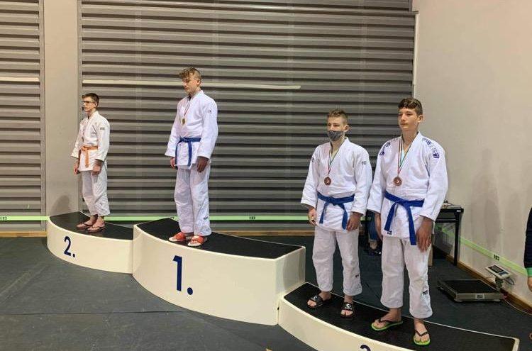 Judo: Gyáni János tanítványai ismét remekeltek