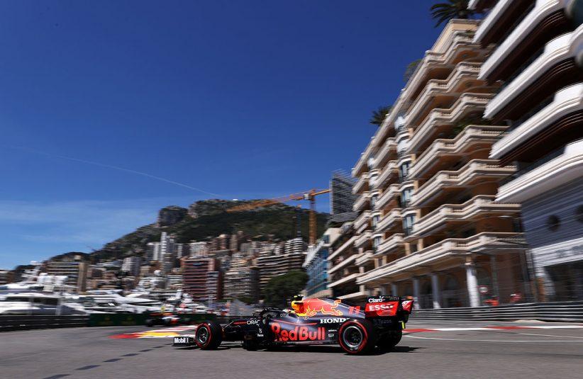 F1 Grand Prix of Monaco, Perez