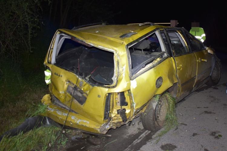 Békéscsaba és Medgyesbodzás közelében történt baleset