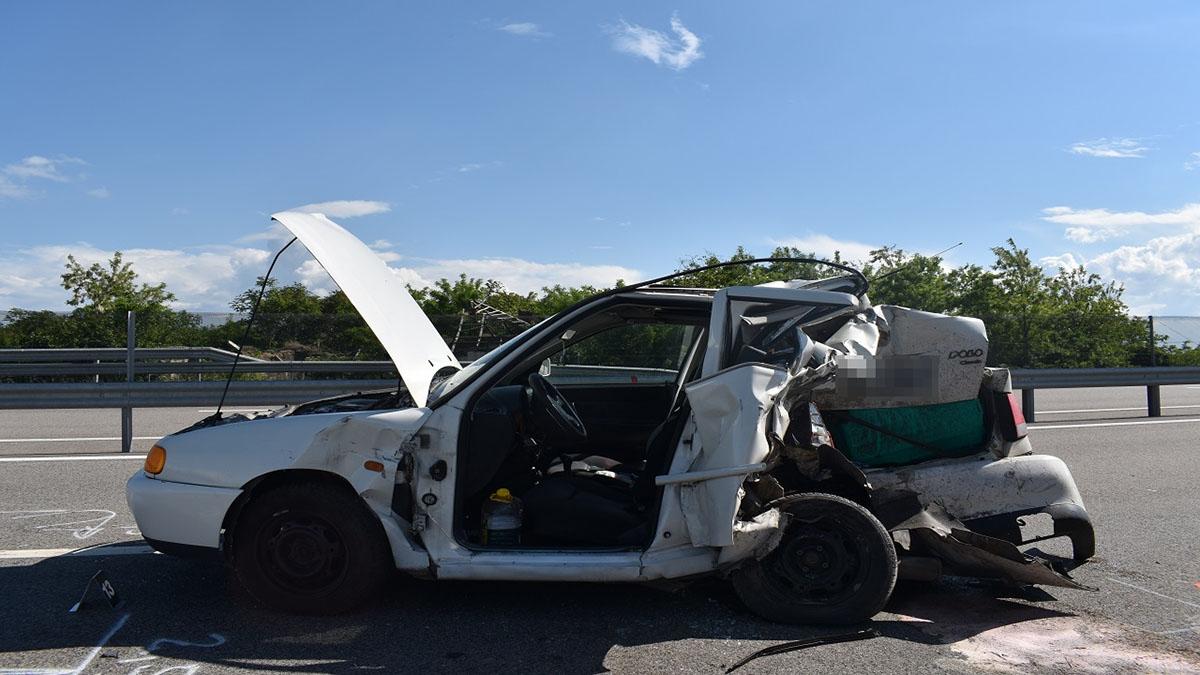Kórházba szállítást követően életét vesztette az M44-esen történt baleset sérültje