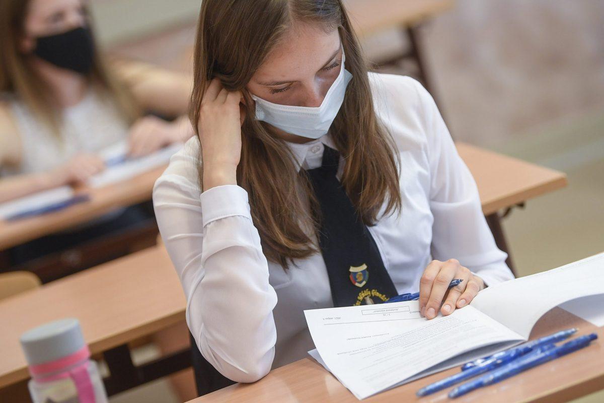 Véget értek az írásbeli érettségi vizsgák