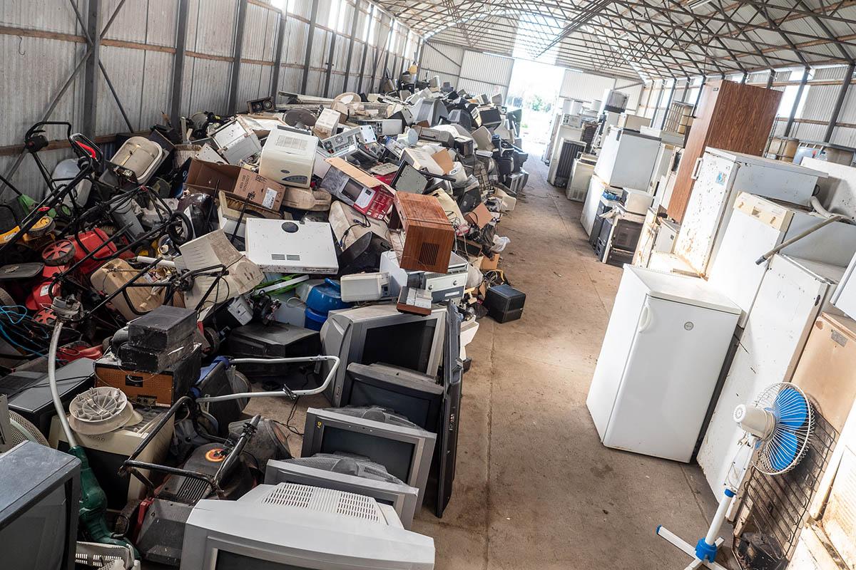 Sikeresen lezajlott az elektronikai hulladékgyűjtés Békésen