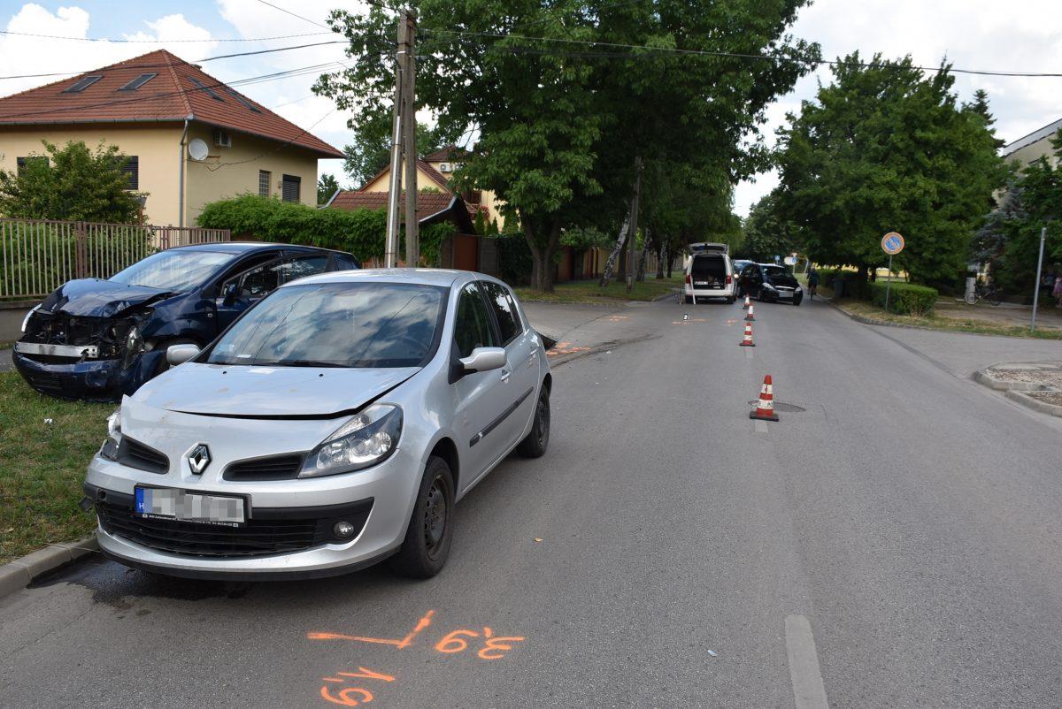 Két baleset és két bűnügy miatt intézkedett a megyei rendőrség