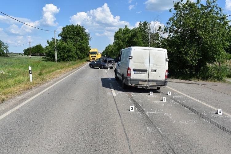 Két közlekedési baleset, három ittas sofőr