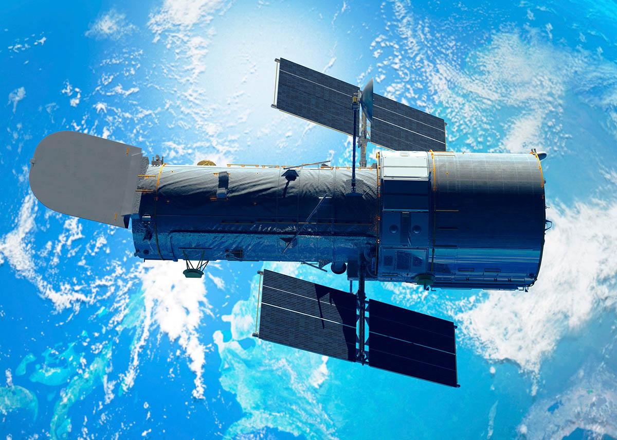 A sötét anyag hiányát azonosította egy galaxisban a Hubble