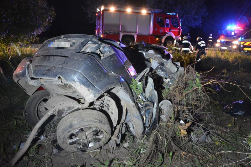 Halálos baleset történt Hajdúszoboszló közelében