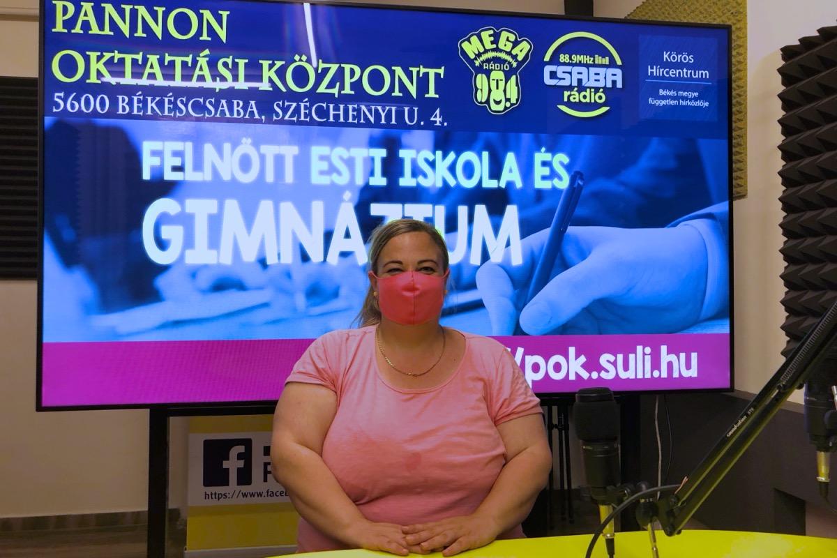 Bencsik Ilona: Céltudatos diákok választják a Pannon iskolát