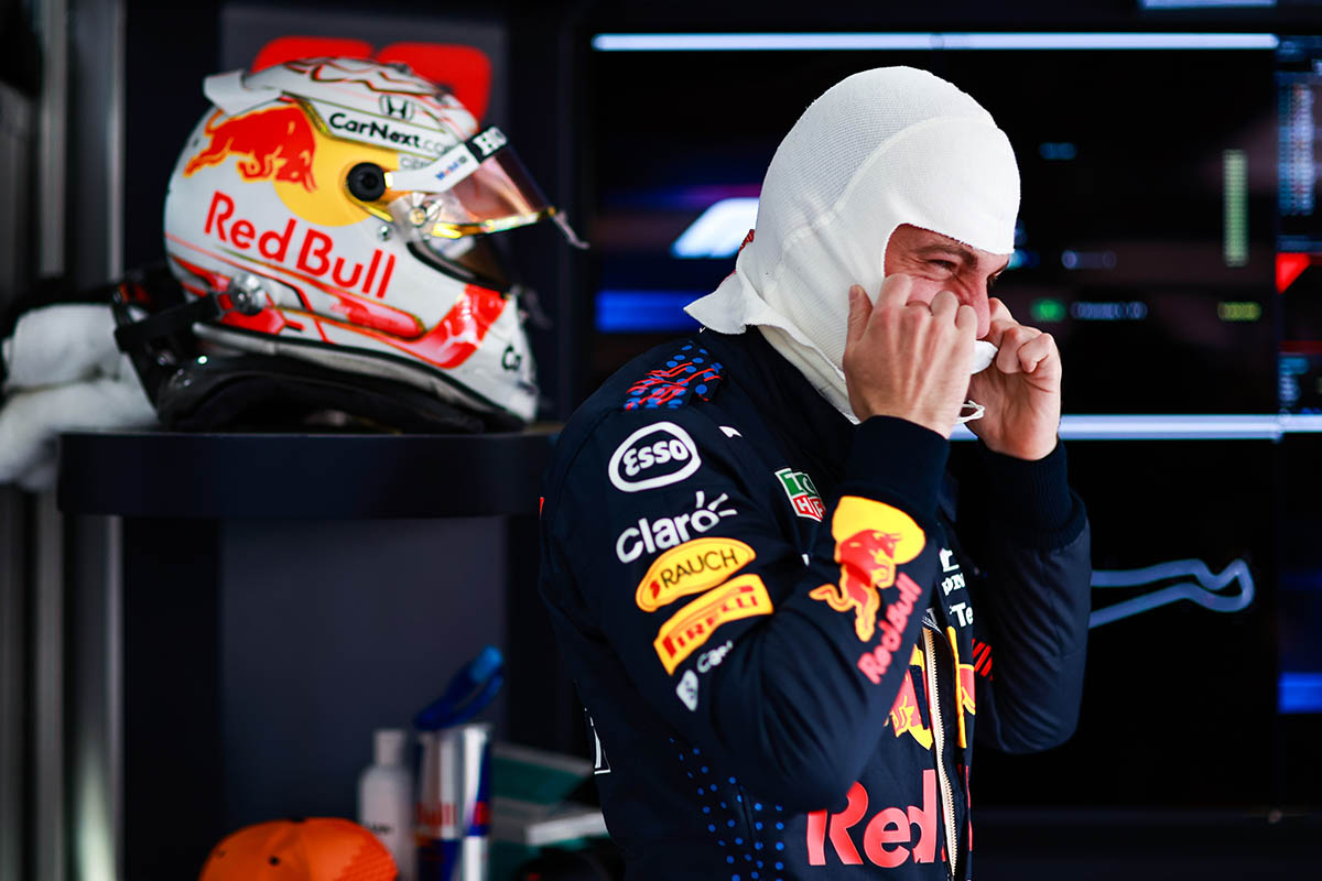 Verstappen nyerte a történelmi sprintfutamot