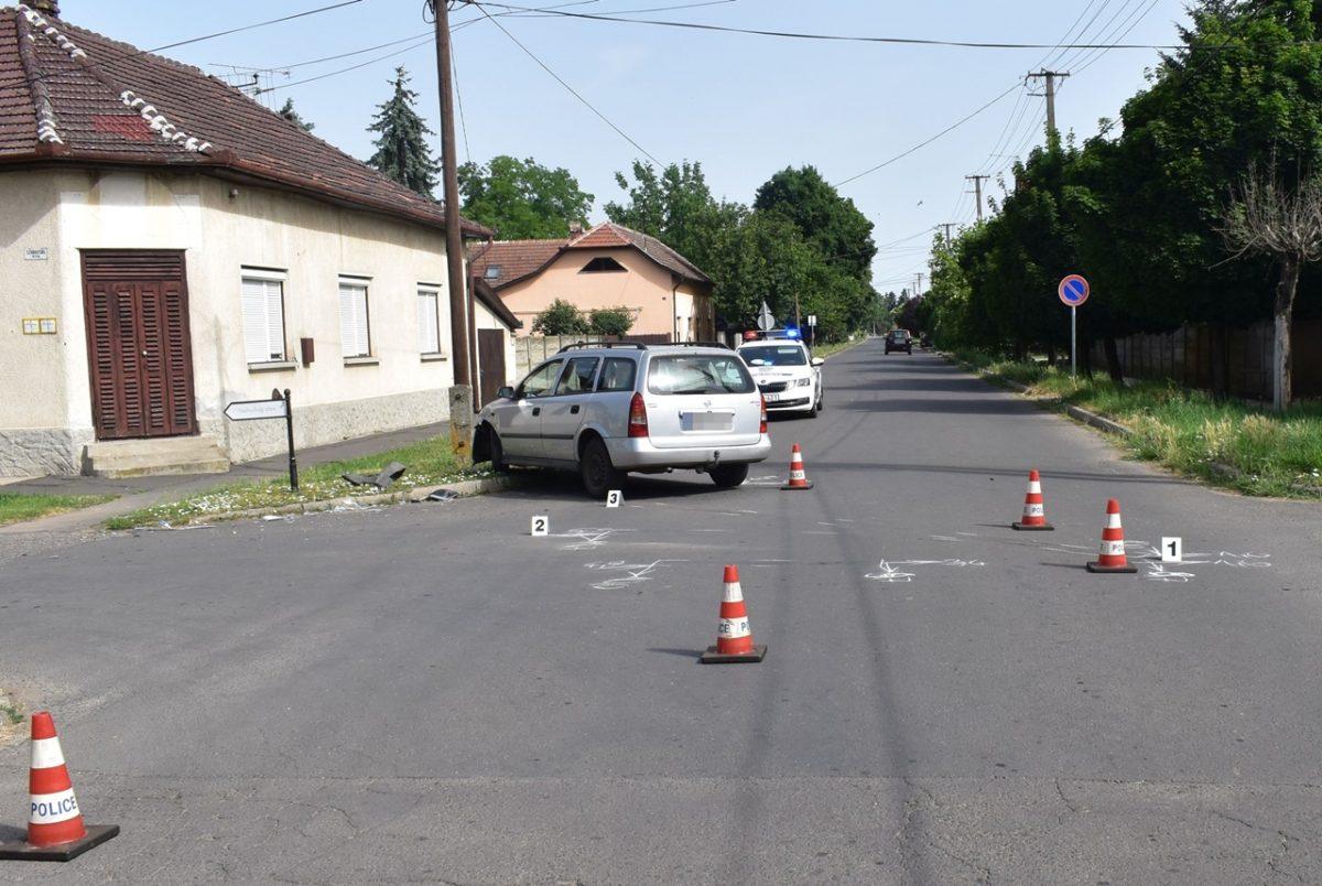 Négy közlekedési balesetnél helyszíneltek a rendőrök Békésben