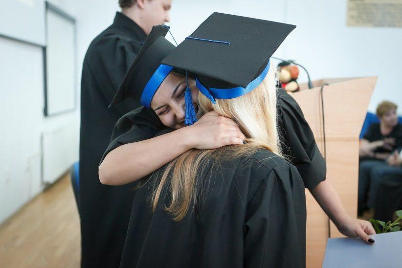 diplomaosztókat