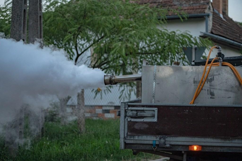 Szúnyoggyérítés lesz Békés városban