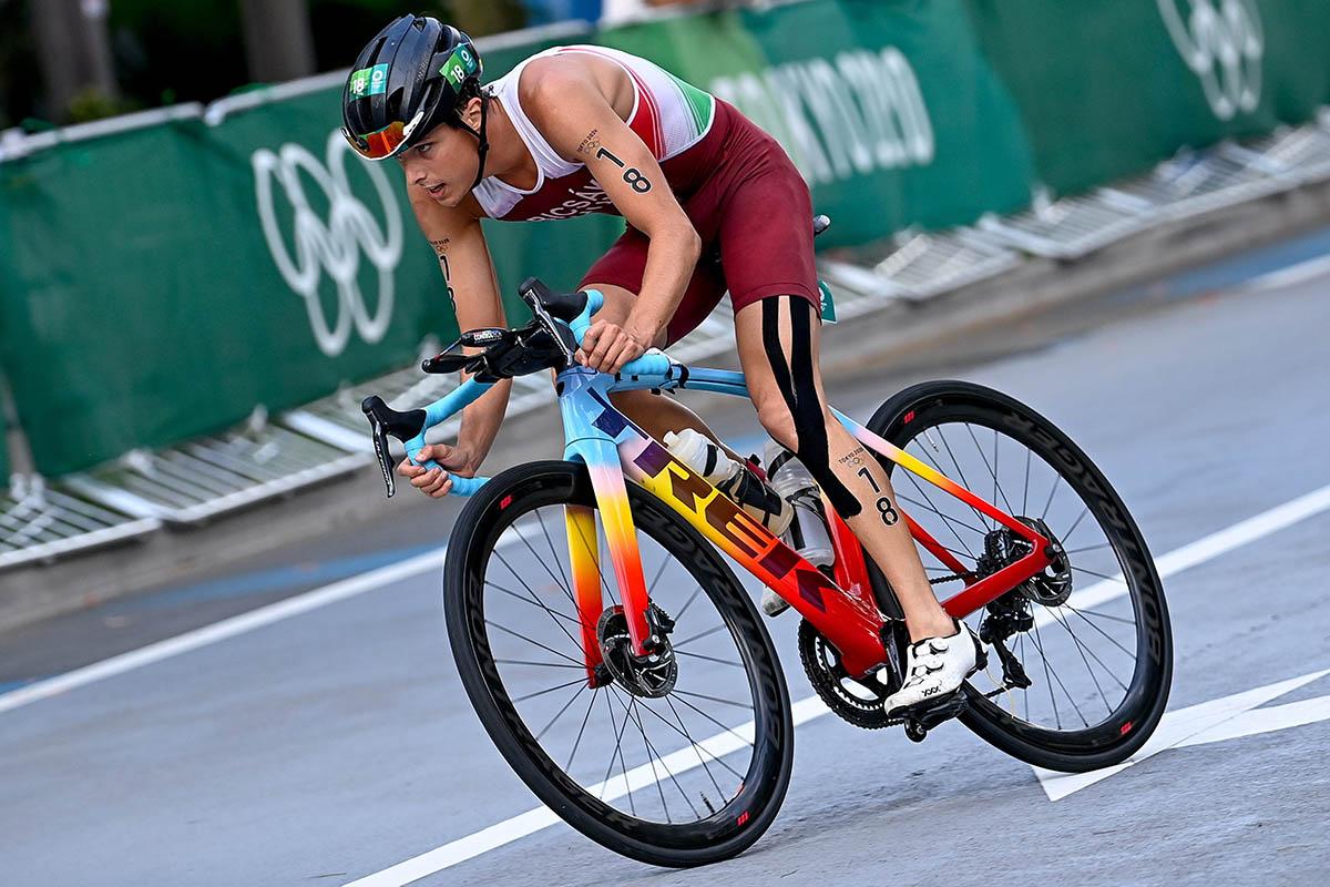 Bicsák remek versenyzéssel hetedik a férfi triatlonosok versenyében
