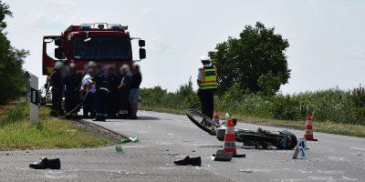 halálos baleset Kaszapernél
