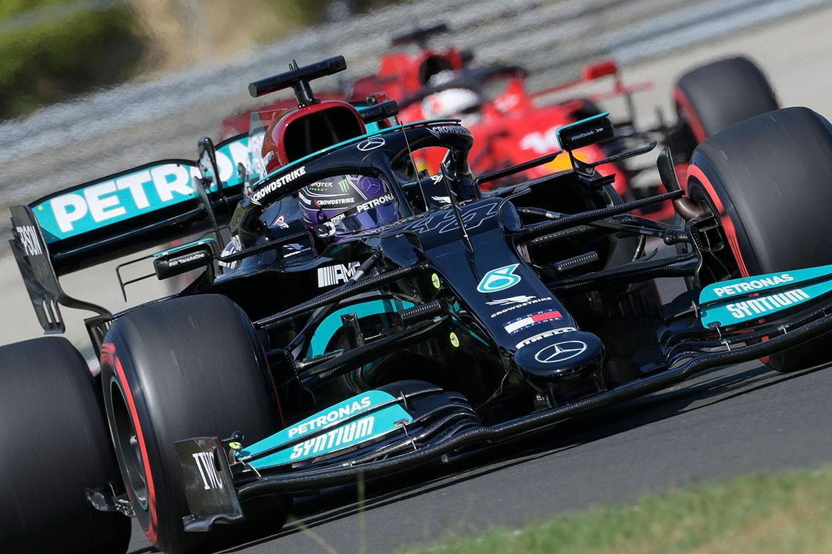 Magyar Nagydíj: Hamilton nyerte a harmadik szabadedzést